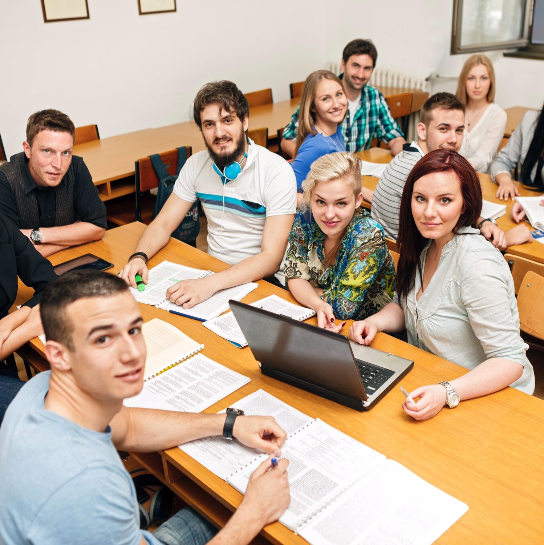 Etudiants du CUEF
